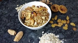 Granola High Protein By Food Cafe