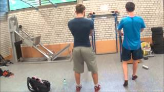 Gewichtheben AG der Sporthochschule Köln