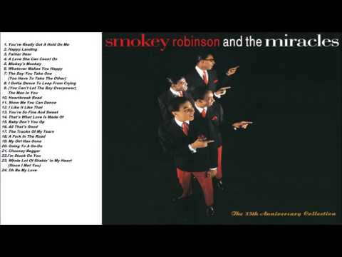 Smokey Robinson & The Miracles 'Volume Two' [HD] with Playlist