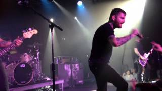 Senses Fail - One Eight Seven [Live]