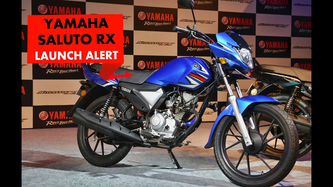 Yamaha Saluto RX Price, Mileage, Images, Colours