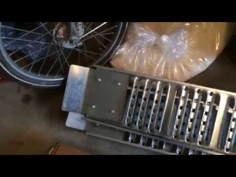 Harbor Freight 1/2 ton steel loading ramp review