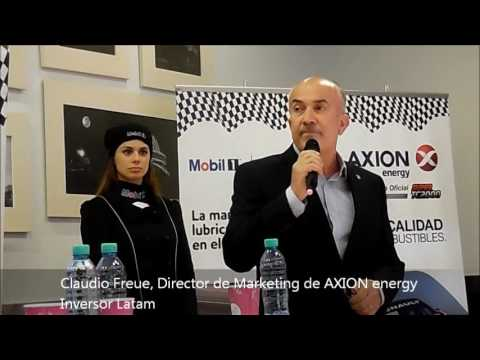 AXION energy TC2000 Inversor Latam