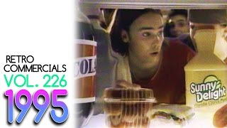 Retro Commercials Vol 226 The 90's! (1995-HD)