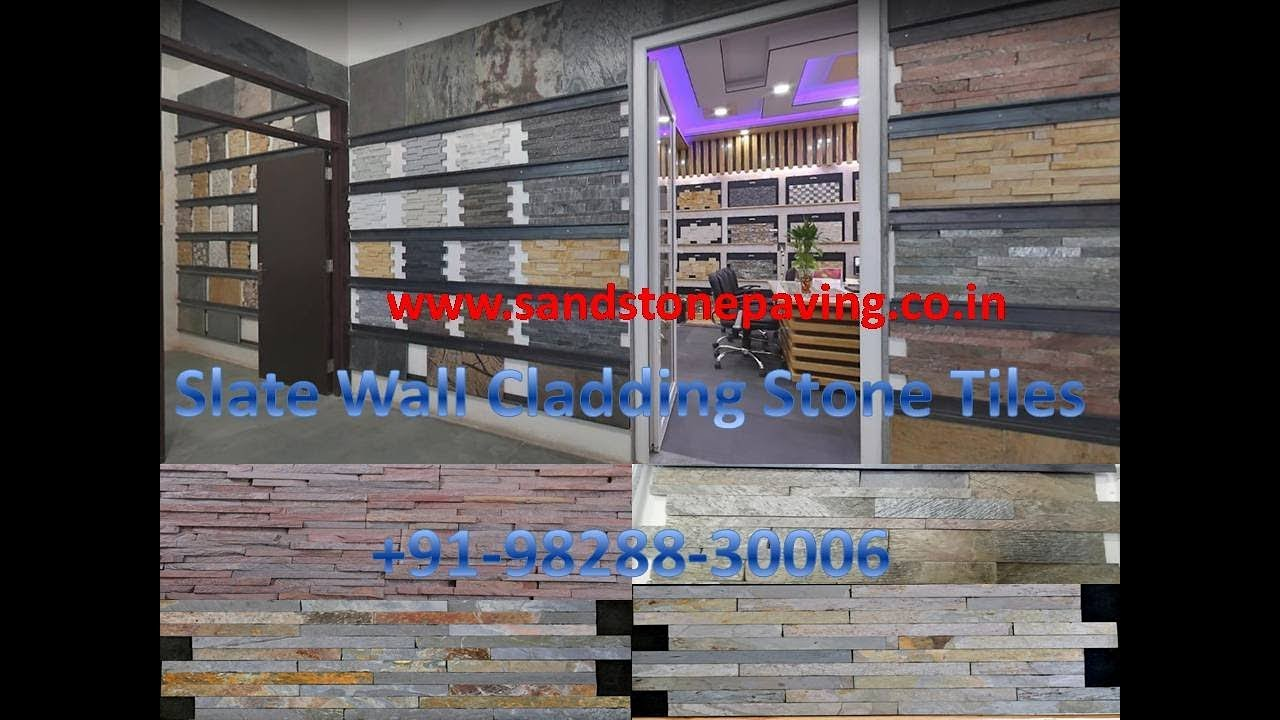Slate Wall Cladding Stone Tiles, Panels Manufacturer And Supplier For  Exterior U0026 Interior Wall