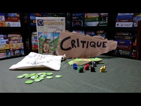Carcassonne : Hills and sheep -extension - Filosofia - 2014 - critique