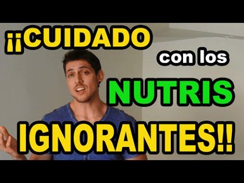 La Ignorancia de los Nutricionistas