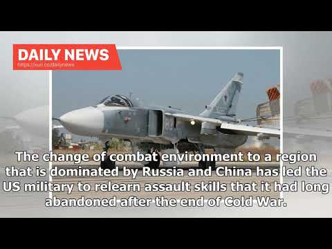 Daily News - PressTV-US military using Russian-style weapons