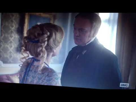 Francis CrozierJared Harris & Sophia CracroftSian Brooke  The Terror