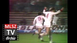 Magyarország-Görögország | 3-0 | 1987. 10. 14 | MLSZ TV Archív