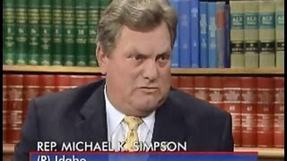Cole on Congress with guest Rep. Mike Simpson