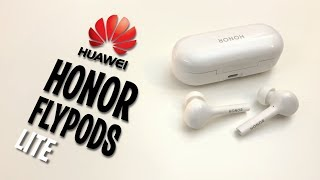 NOT A CRAP! HUAWEI HONOR FLYPODS Lite AFTER 2 WEEKS. REVIEW with ALL PROS AND CONS!