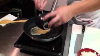 Рис Хибачи (жареный рис) / Рис Хібачі (смажений рис) HD