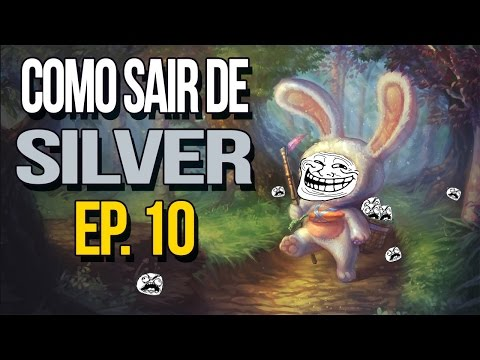 Saindo de silver com o champ mais op do LoL :v Ep. 10 - ZZ is back!