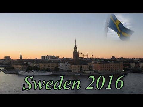 Sweden Holiday 2016
