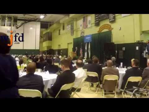 2015 - New Bedford State of the City Address.