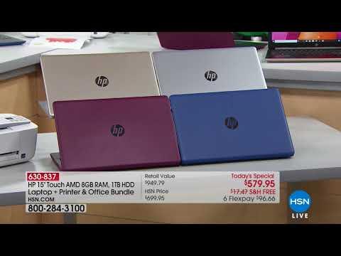 HSN | HP Electronics 08 18 2018 – 12 AM | |