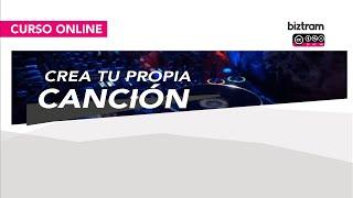 CURSO ONLINE CREA TU PROPIA CANCIÓN