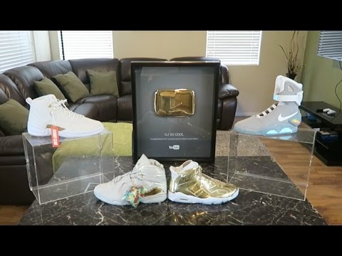 Top 3 Jordans Of The Year Unboxing DOUBLE PRANK!!!