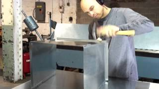 Assembling a Warm Air Plenum Transition