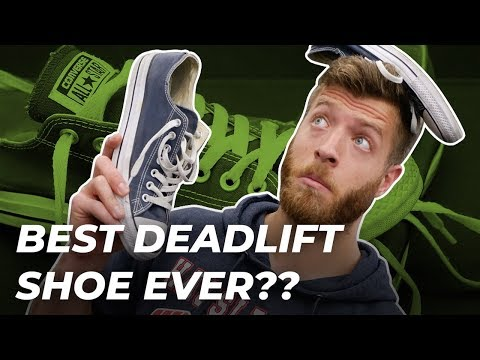 46ff5a001f017f Converse Chuck Taylor Review — Best for Deadlifts and Squats