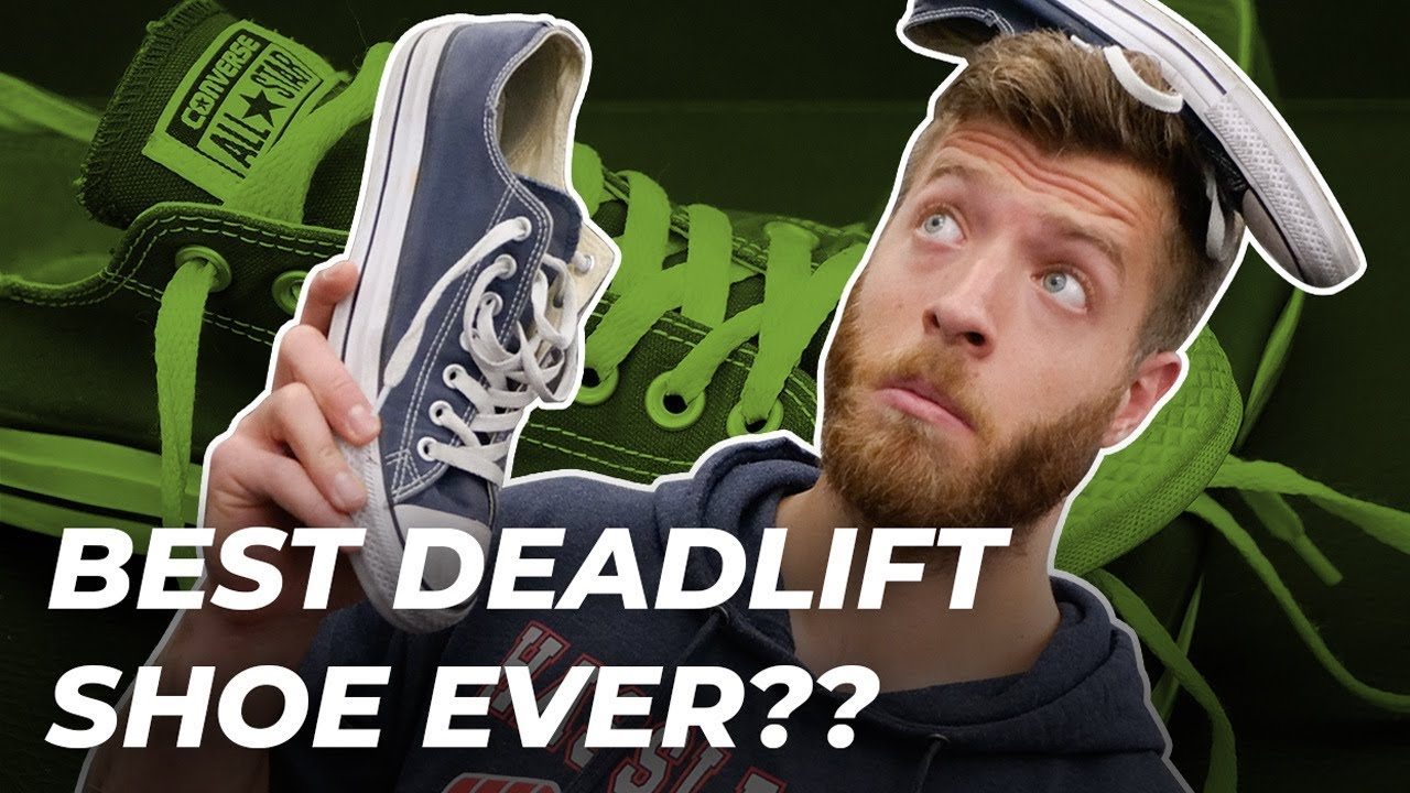 Converse Chuck Taylor Review — BEST Deadlift Shoe Ever?