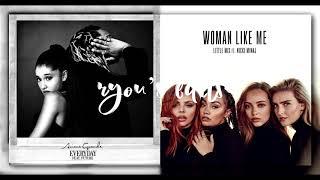 Everyday/Woman Like Me : Little Mix, Nicki Minaj, Ariana Grande and Future MASHUP