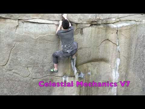 Celestial Mechanics (Stone Fort, Little Rock City)