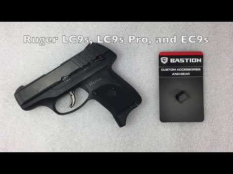 Ruger Slide Plate Installation - LC9s, LC9s Pro, and EC9s