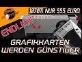 GRAFIKKARTEN WERDEN GÜNSTIGER - Nvidia GeForce GTX 1070Ti für nur 555 Euro | DasMonty - Deutsch