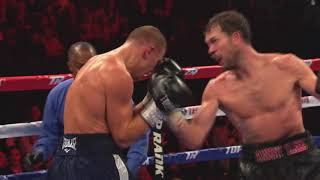 Matt Korobov vs  Andy Lee  HBO World Championship Boxing Highlights