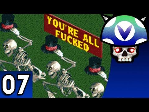 [Vinesauce] Joel - Rollercoaster Tycoon 2 ( Part 7 ) ( Multiplayer Mode )