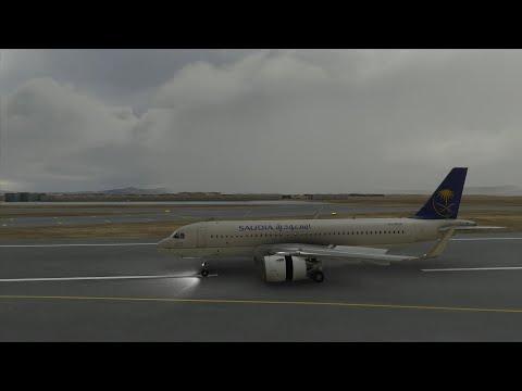Saudia A320 Neo (Athens - Jeddah) - Full Flight - Microsoft Flight Simulator 2020