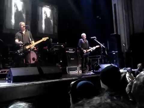 Threatened - The Stranglers Live Glasgow O2 Academy (28th Feb 2014)