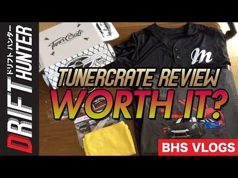 IS A TUNERCRATE SUBSCRIPTION BOX WORTH IT? | Drift Hunter