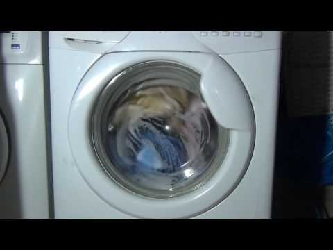 Hoover Optima OPH714D : Colourds + sensitive care   rinses (Pt 2/3)