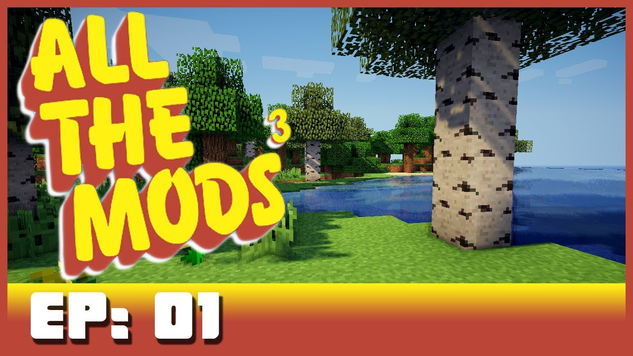 Minecraft All The Mods 3 - Episode 1 | NEW 1 12 MODPACK!