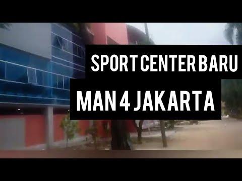 Daily Vlog Keliling Man 4 Jakarta, Madrasah Punya Sport Center??