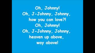 The Andrews Sisters - Oh Johnny, Oh Johnny, Oh! (lyrics)