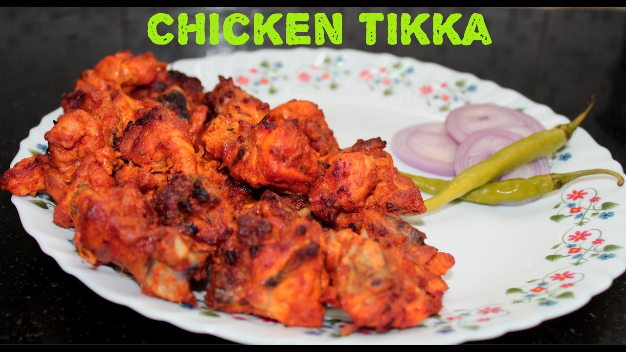 Chicken Tikka Chicken Tikka In Microwave Oven Youtube