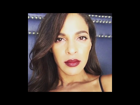 Megalyn Echikunwoke  Vixen   Instagram 15secondshakespeare  Arrow