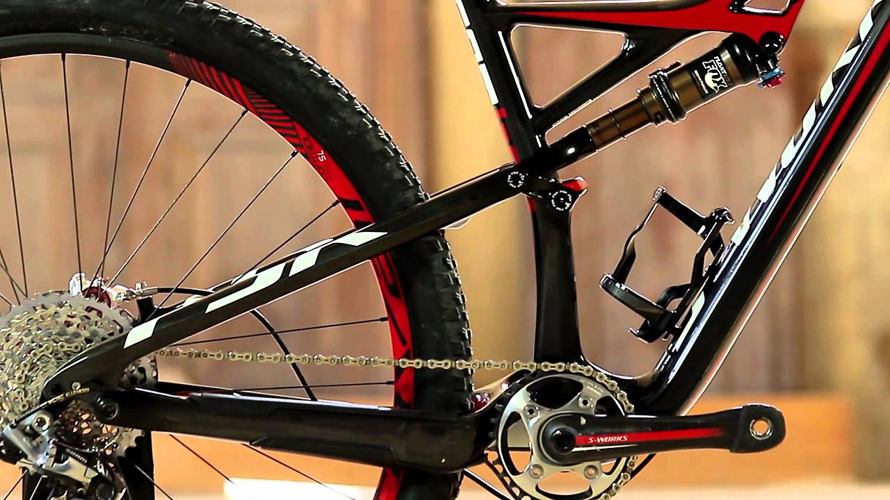 The New Specialized Camber Trail Mountain Bike Youtube