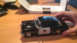 """Maisto 1:26 """"Special Edition"""" 1955 Buick Century Unboxing"""