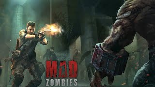 MAD ZOMBIES Android Gameplay