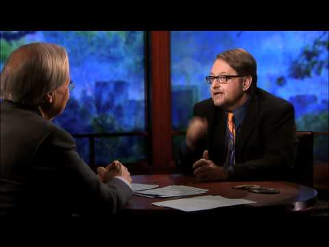 Bill Moyers and Luis Alberto Urrea on The Devil's Highway