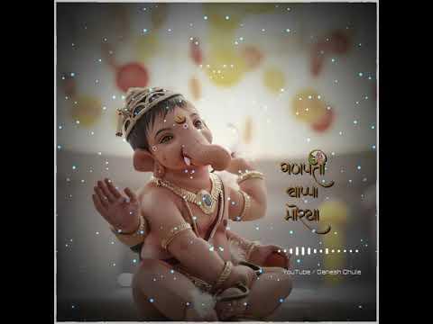 Ganpati Bappa Whatsapp Status  Ranjan Gavala Mahaganpati Pavla Status , Dj Mix Whatsapp Status