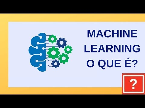 O que é machine learning / Canal Porque..? / O que é?