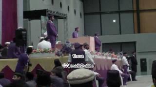 Jalsa Salana Germany 2011 - Last Session - Nazam by Manan Murtaza - Ahmadiyya - ©AhmadiGhulam