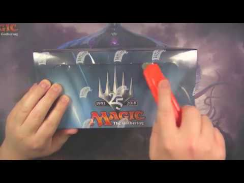 MTG - Master 25 Box 6 Opening - I'm about due for a bad box