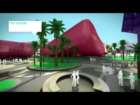 3D Multimedia for NEW Miami Beach Square